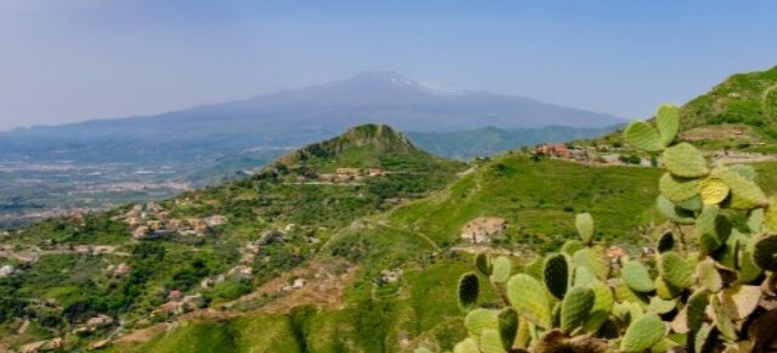 Agritourism to the backdrop of Etna, Catania, Sicily