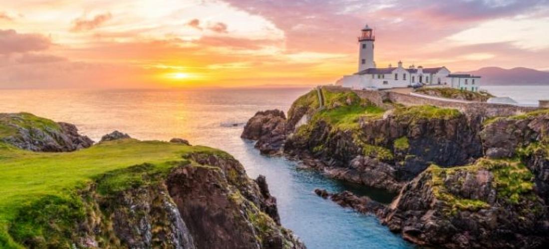 Ireland's scenic Wild Atlantic Way