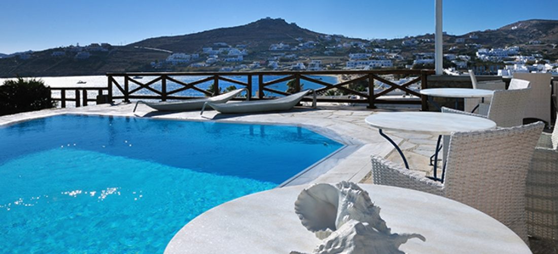 Picture-perfect Mykonos beach retreat, Deliades Hotel, Greek Islands