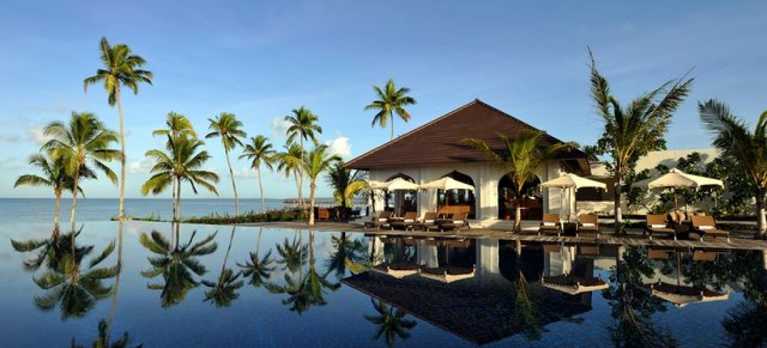 Island bliss in Zanzibar pool villa, The Residence Zanzibar, Tanzania