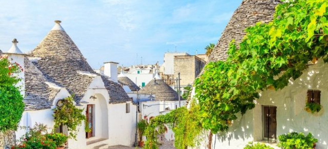 Discover the best of Puglia by car