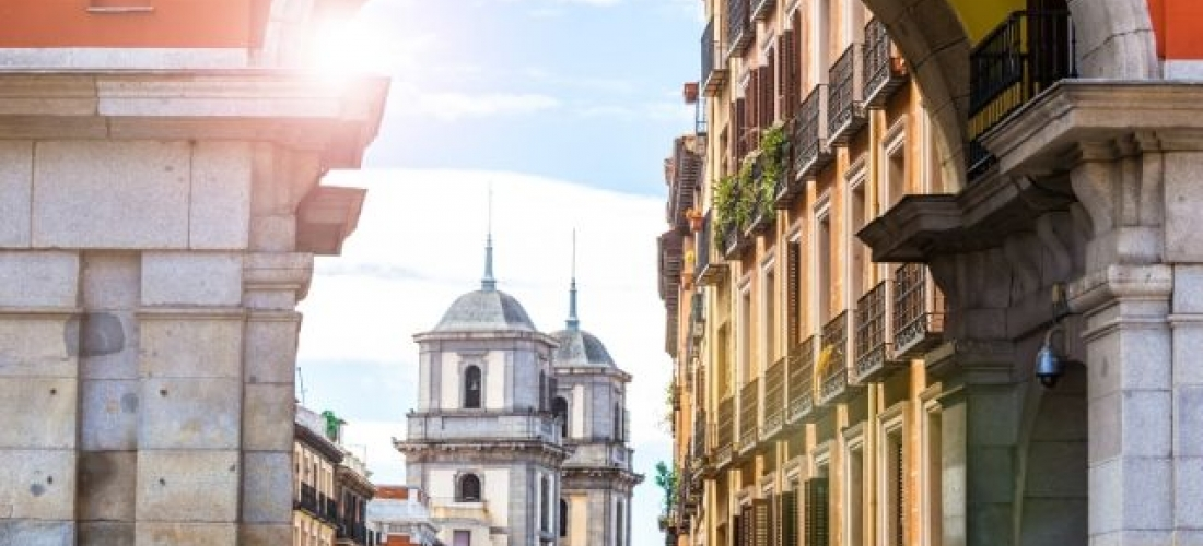 Spain city-hop from Madrid to Valencia, Madrid & Valencia, Spain