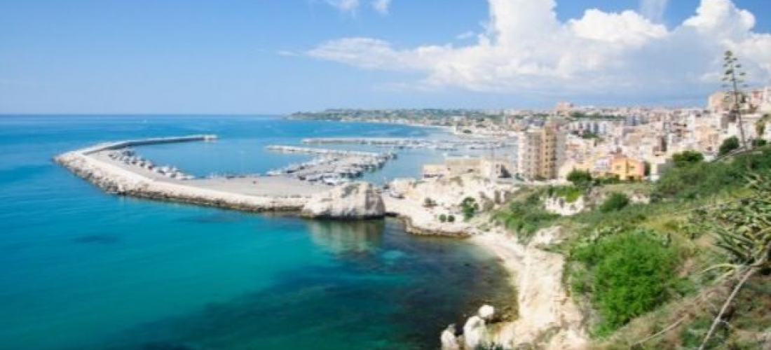 A taste of luxury in sumptuous Sicily, Mazara del Vallo, Sicily, Italy