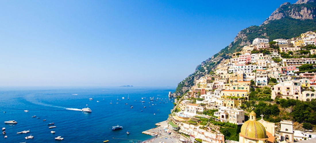 Charming Sorrento holiday with optional Amalfi Coast trip, Hotel Alpha, Italy
