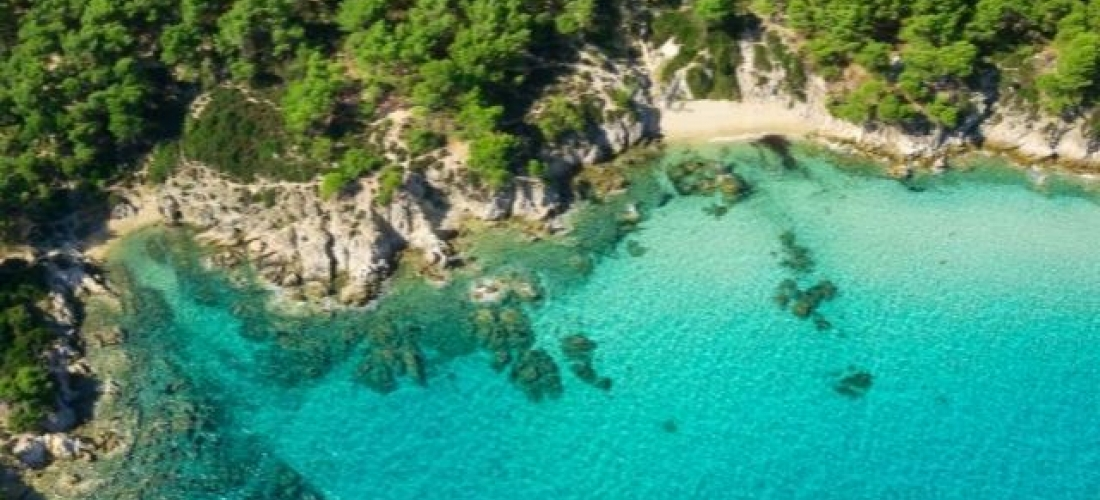 Discover the dream beaches of Chalkidiki