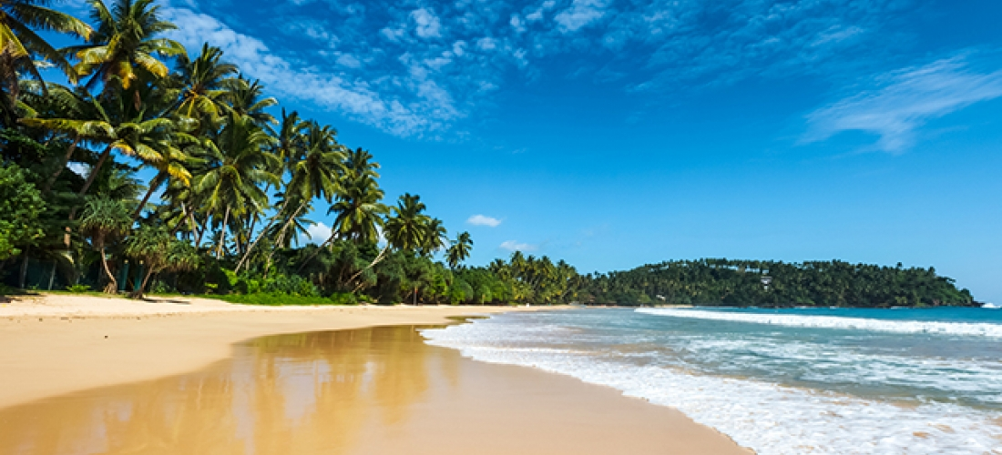 All-inclusive Sri Lanka beach getaway