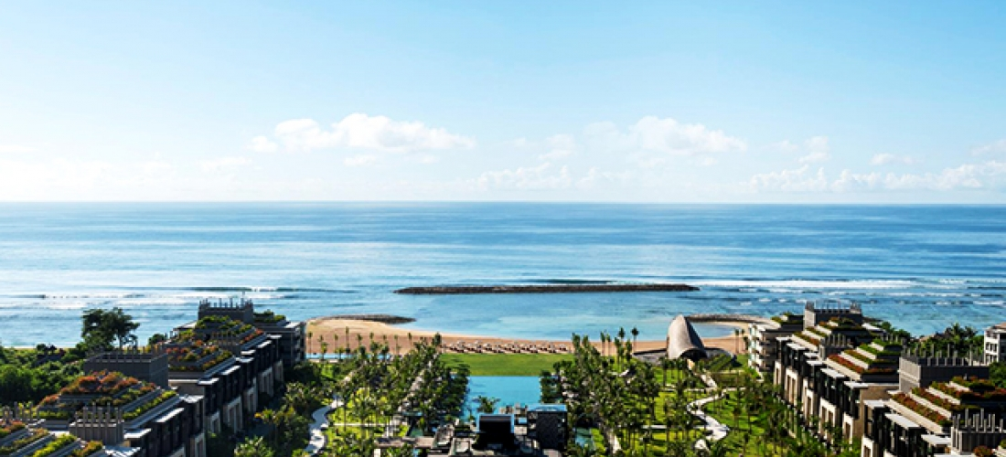 5* Bali beach getaway with private pool option, The Apurva Kempinski Bali, Indonesia