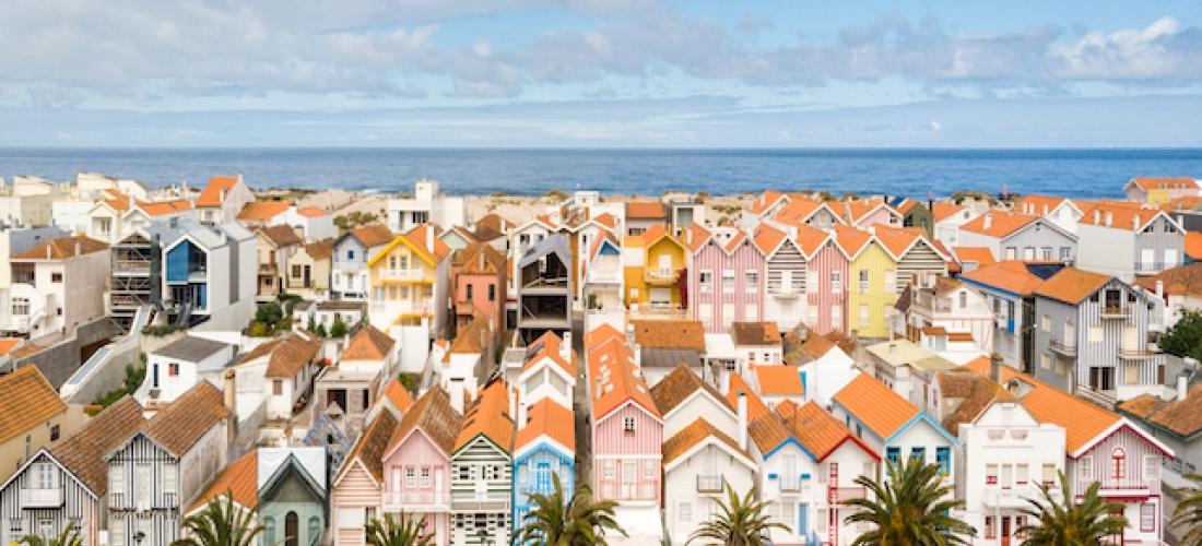 Roadtrip along the Portuguese coast, Portugal: Lisbon, Aveiro & Porto