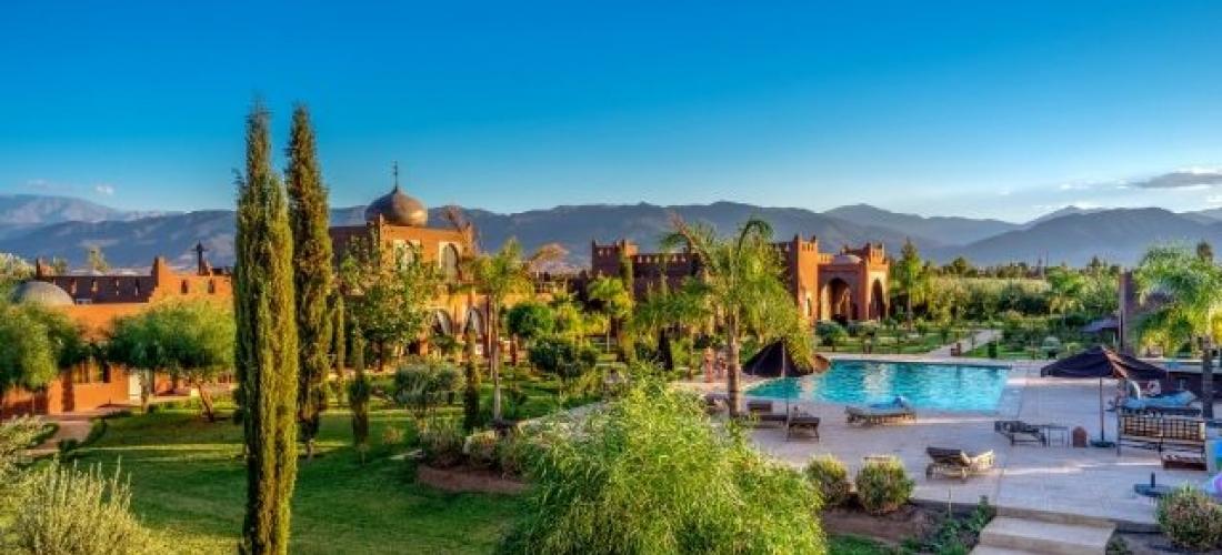 Discover Marrakech & the Atlas Mountains, Marrakech and the Atlas Mountains, Morocco