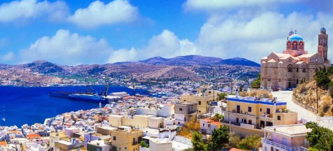 Athens & unknown Cyclades Island Hopping