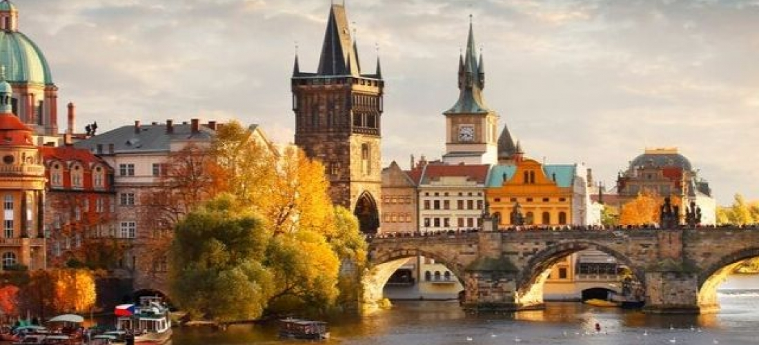 History and culture in enchanting Prague