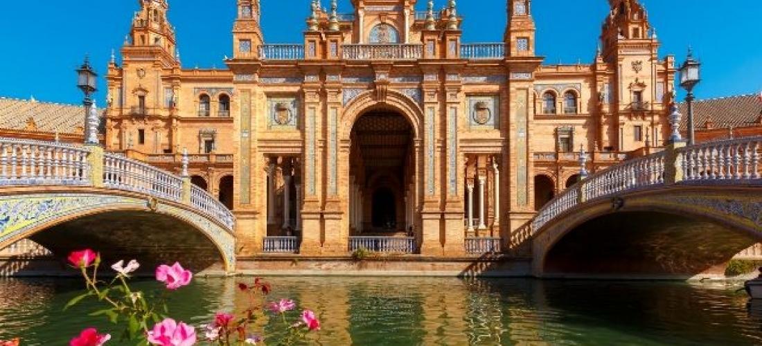 Sunny city break in Seville, Seville, Spain