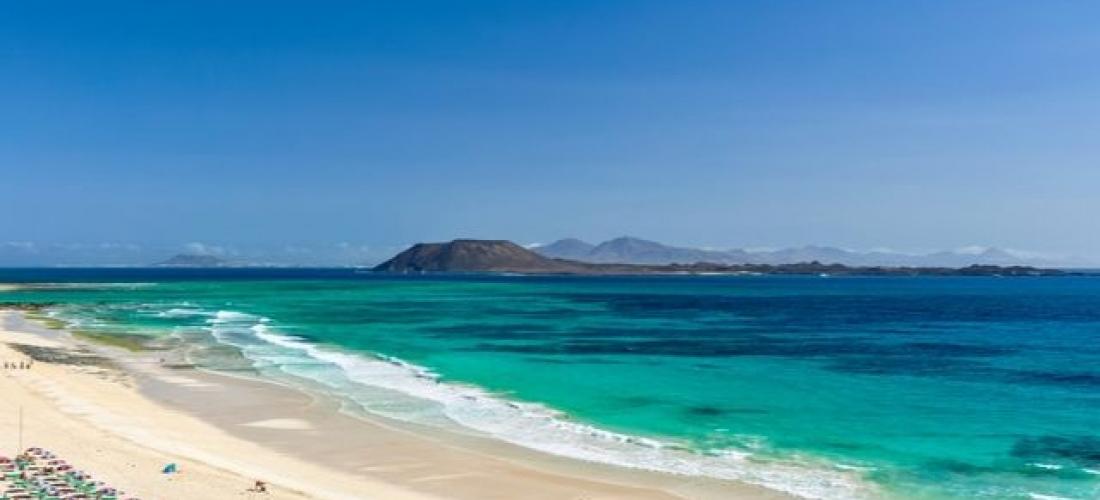 Follow the sun in Fuerteventura