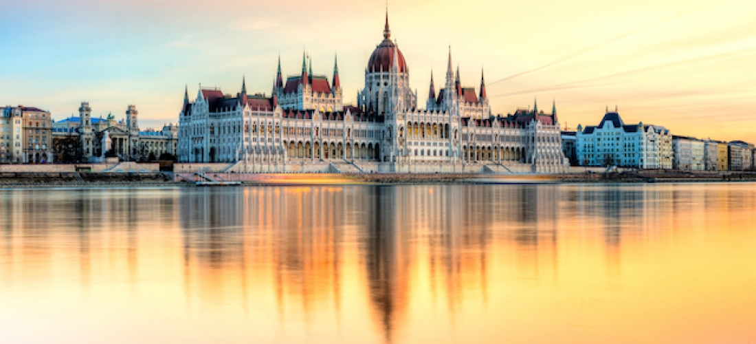 Soak in the thermal baths of Budapest