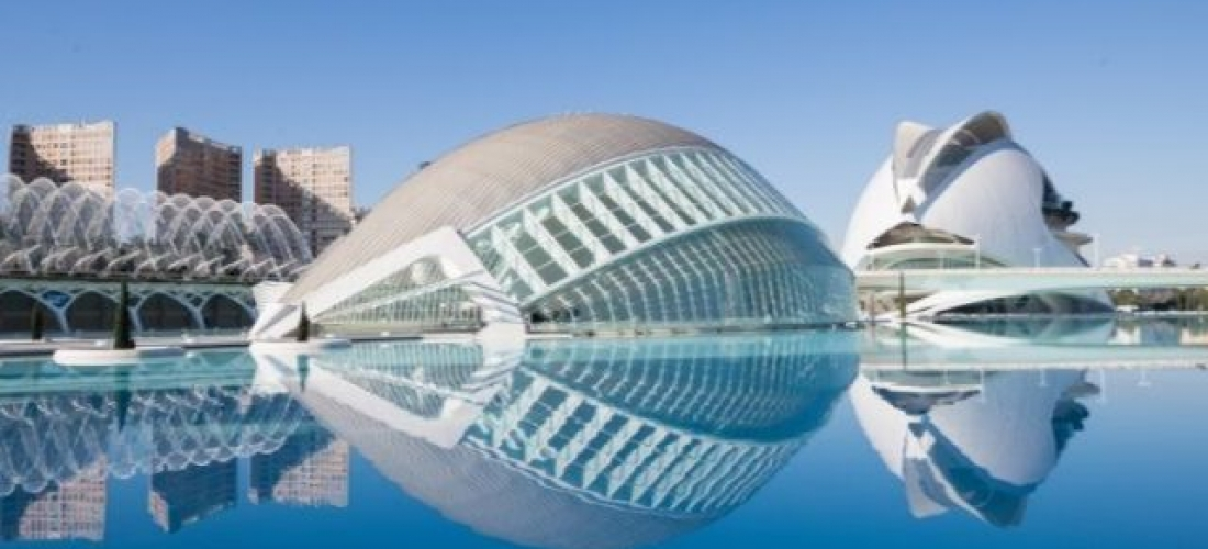 Discover Valencia, the city of Art