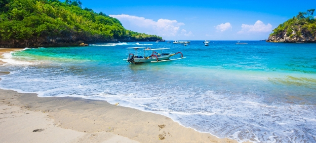 Island Hopping in Indonesia, Bali, Nusa Lembongan, Gili Meno and Lombok, Indonesia