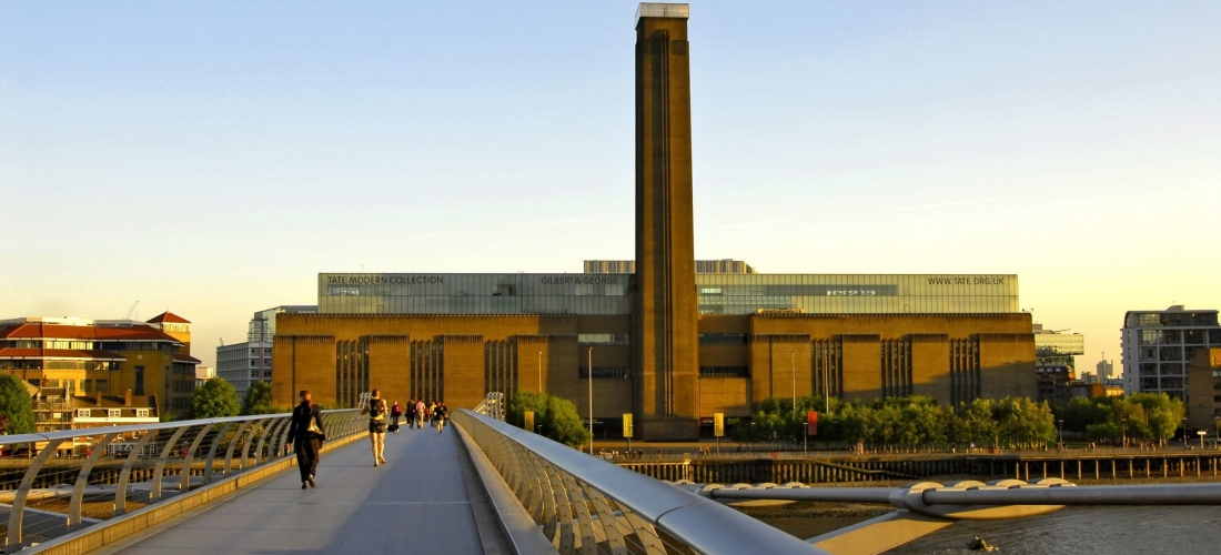 Win a London hotel break + Tate Modern exhibition tickets