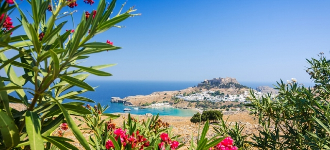 Stylish all-inclusive Rhodes getaway, Castellum Suites, Greek Islands