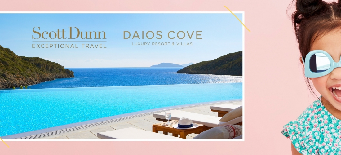 Win a five-star family holiday to Crete + £2,000 to spend at Crew Clothing