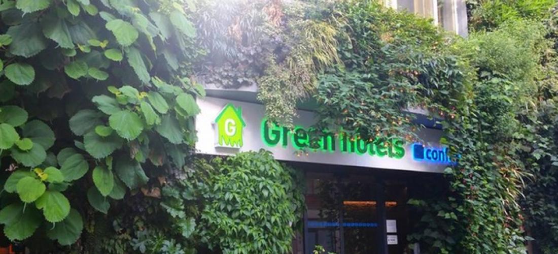 Parigi: camera doppia con colazione e sauna per 2 persone al Green Hotel Confort Paris 13