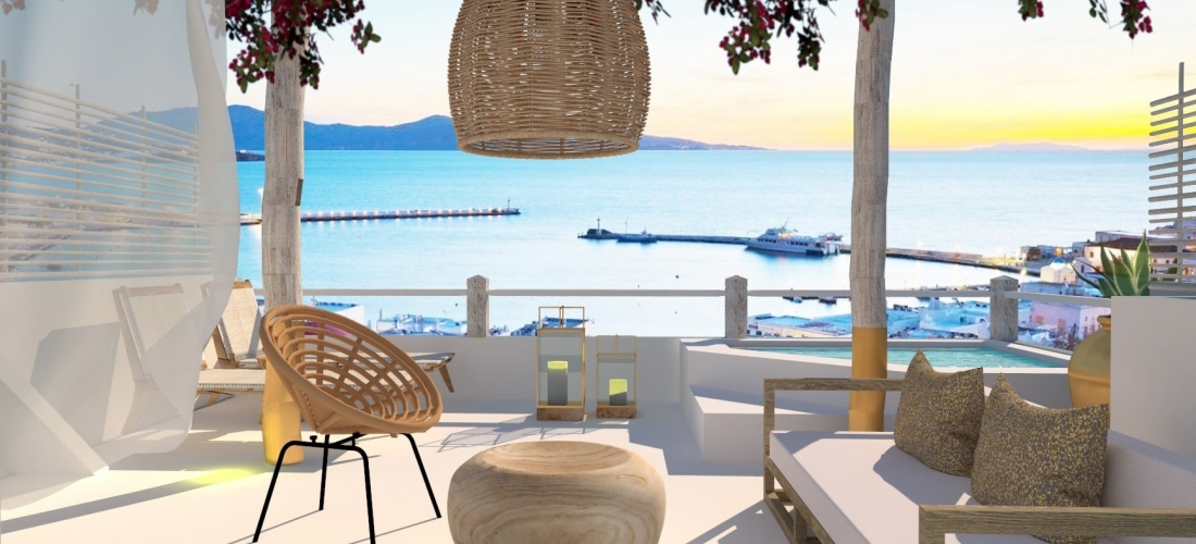 Win a luxurious Mykonos hotel break