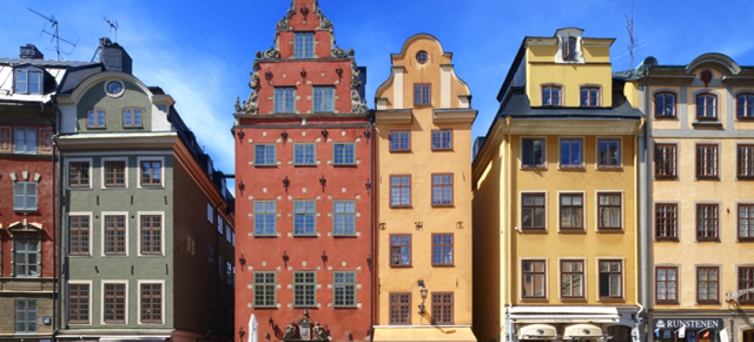 Discover Sweden from East to West