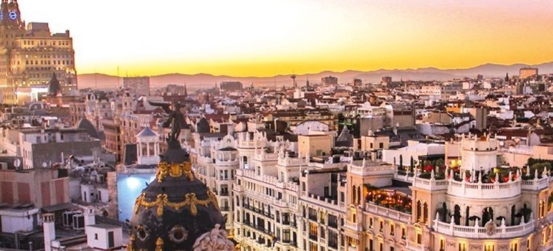 Win a weekend for two in Madrid