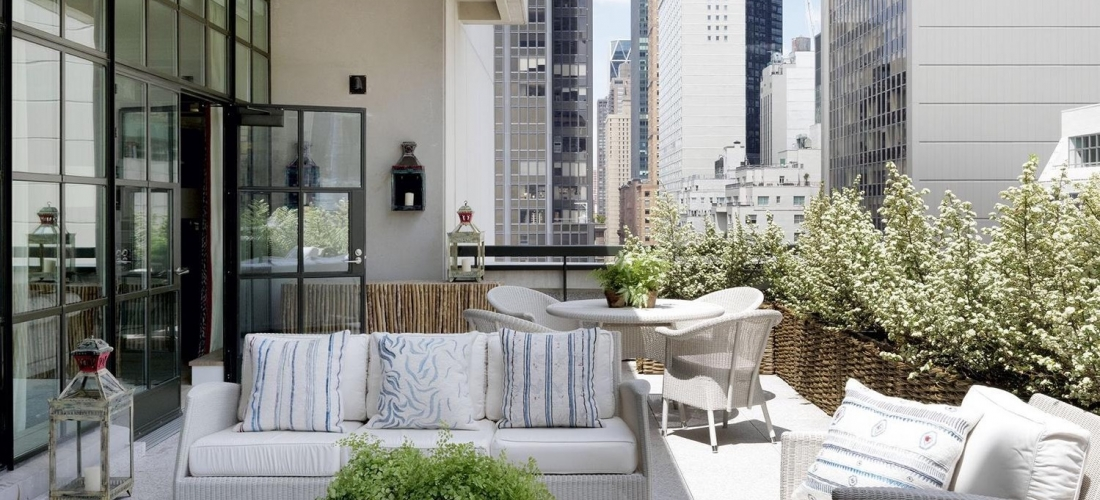 Win a weekend hotel break for two in New York