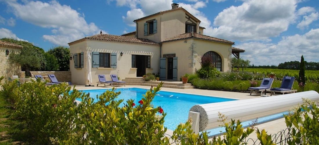 Win a fun-filled villa weekend for 12 in south-west France