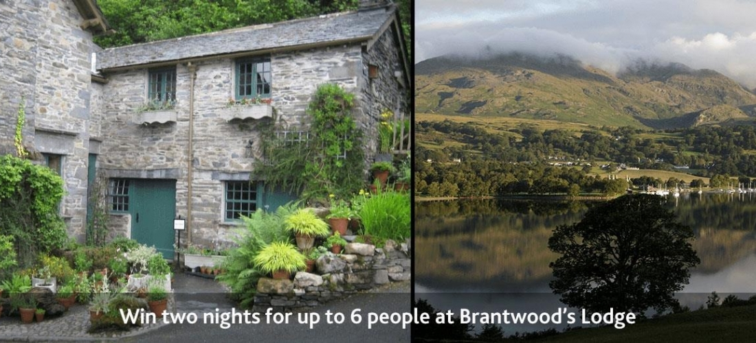 Win a Lake District lodge stay for up to six people