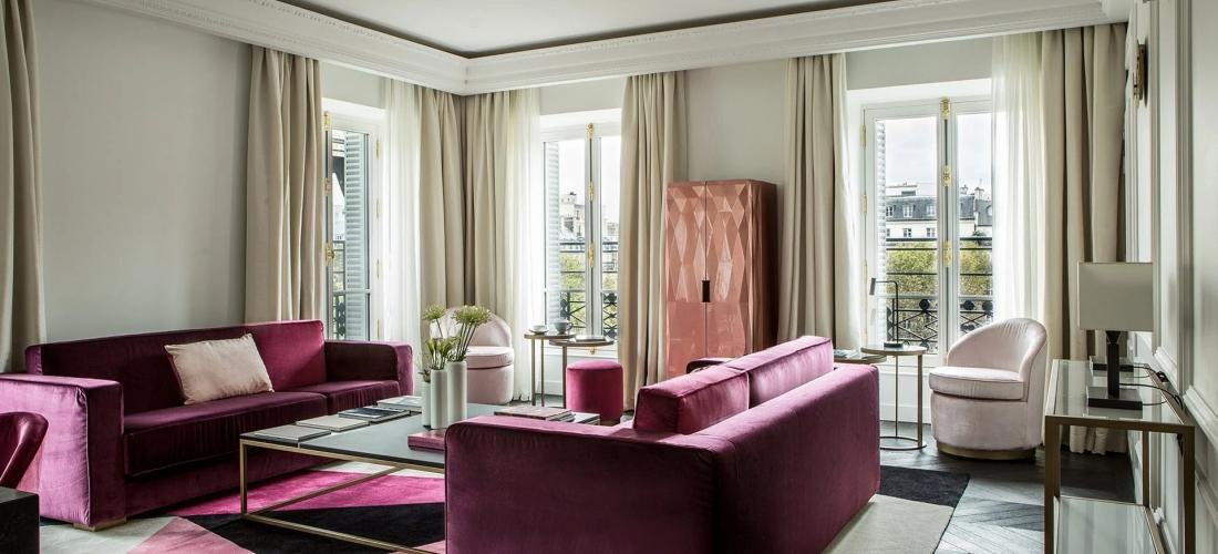 Win a five-star mini-break in Paris