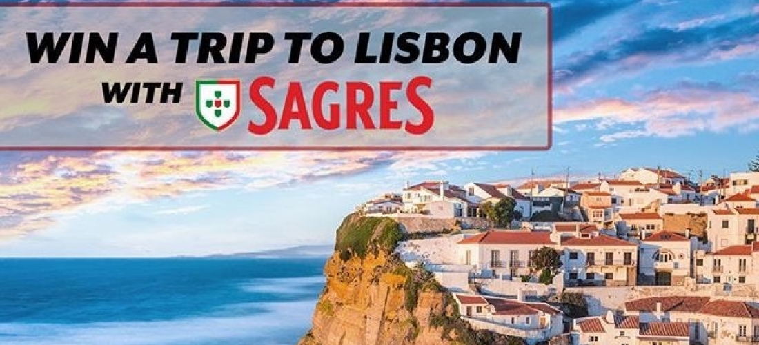 Win a city break for two to Lisbon