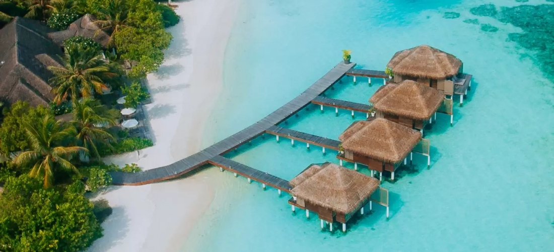 Win a blissful 6-night holiday for two in the Maldives