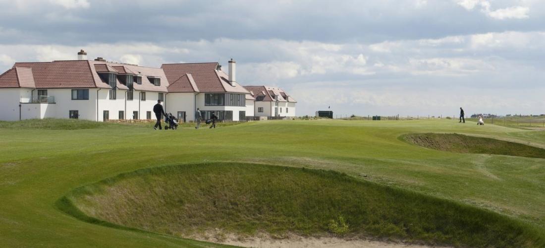 Win a golfing getaway in Kent