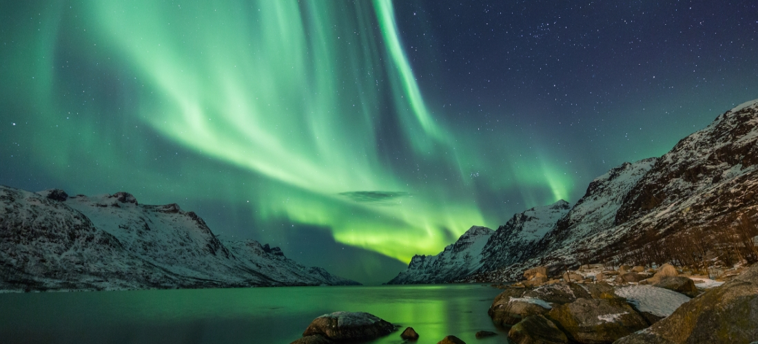 Iceland, Experience the Northern Lights