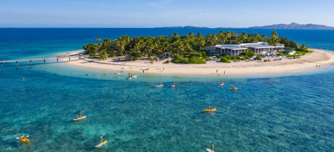 Win a relaxing holiday for two to Fiji