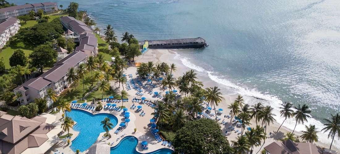 4* all-inclusive St Lucia escape w/flights in 2021