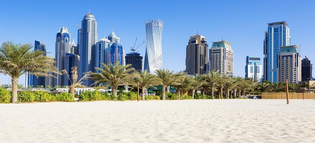 4* Dubai: 4-night break in 2021 w/flights